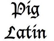 なんちゃってラテン語