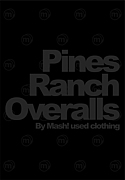 PINES RANCH OVERALLS