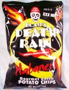 DEATH RAIN
