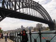 オーストラリアINシドニー