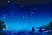 *:.。☆夜空が大好き☆*:.。