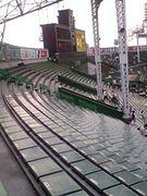 レフト自由席(阪神甲子園球場)