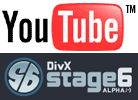 YouTube & Stage6 for職人