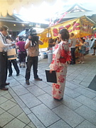 鹿児島☆祭りと高市!