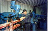 機械の修理屋さん