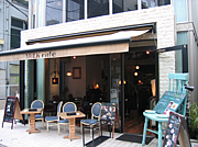 MILKcafeの会