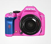 ペンタックス K-x.K-r.K-50 Pink