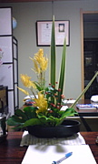 The 生け花