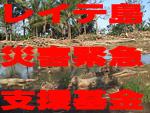 レイテ島の災害