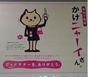 かけニャーイさん
