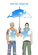 MELU -Gay MANGA Artist-