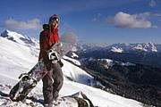 Helly Hansen 4 Snowboards