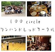 100 circle