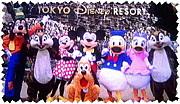 土日イン隊feat.Disney