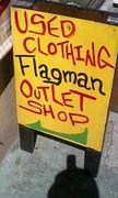 古着屋Flagman