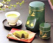 チョコを緑茶で食べるのが好きだ