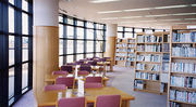 みんなが集う中央図書館