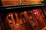 The ANSONIA CAFE
