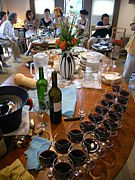 フランスワインと旬の鎌倉食材