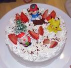 簡単!ケーキ教室