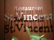 restaurant 『St. Vincent』