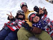 IPSSスノーボードスクール@石打