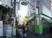 東中野ギンザ通り商店会