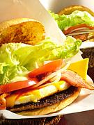 リッチバーガーを食べよう!