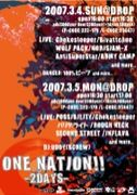 ONE NATION!!