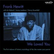 Frank Hewitt
