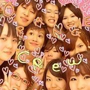 Waseda*Orange*Crew