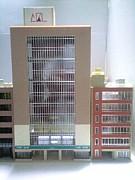 ビル模型(鉄道模型/建築模型)