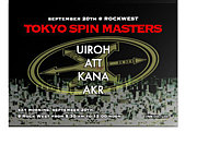 Tokyo Spin Masters