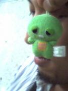 緑のガッチャピン