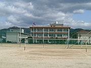 山口県下松市立末武中学校