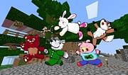 マイクラ動物園(Minecraft Zoo)