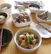 和食器で「おうちご飯」