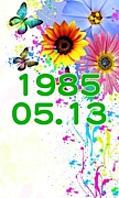 1985年5月13日生まれ