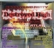 Destroyed High