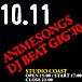 ANIMESONGS DJ BEAT GIG