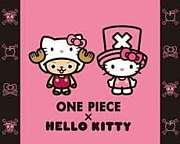 ONE PIECE × HELLO KITTY