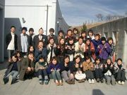 HCU.ドミトリー第9期生組。