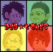 RED☆ZONEZ