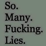 嘘つきは嫌いだ