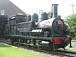 B6(2100)形蒸気機関車 2109号