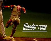 Wonder runs 社会人野球写真