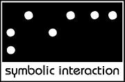 ((symbolic interaction))