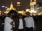 上海=夜の帝王!海外旅行!
