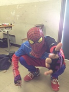 西田達馬こそスパイダーマンだろ