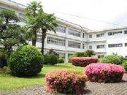 和田山中学校